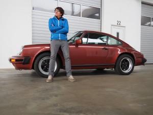 Oliver Lamby, Fahrzeughandel, Porsche