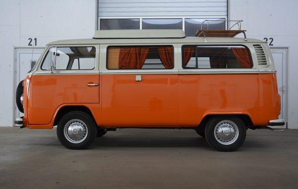 Volkswagen T2 1,6 original Westfalia Helsinki